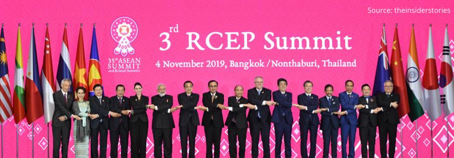 Singapore Ratifies RCEP Trade Deal